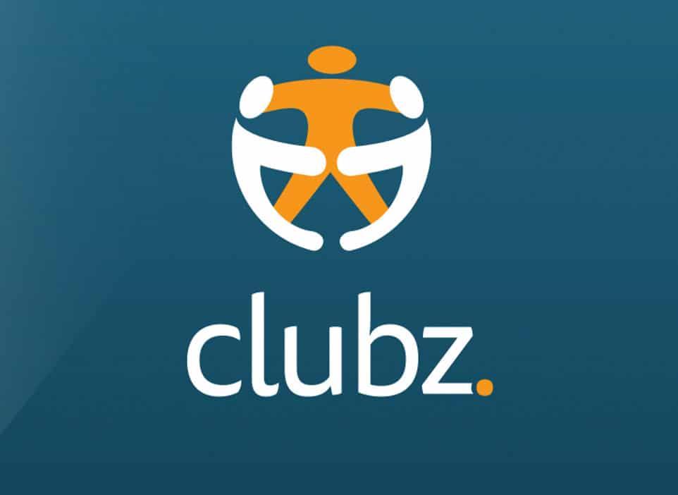 club management page logo